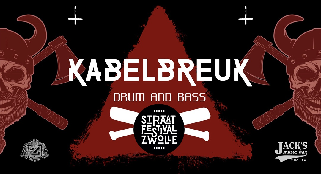 Jack's Music Bar: Kabelbreuk Audio Assault 3 Hour Set